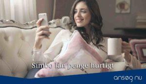 Simbo lån penge hurtigt