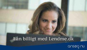 lån billigt med Lendme.dk