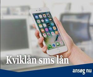 Kviklån sms lån