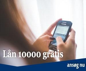 Lån 10000 gratis
