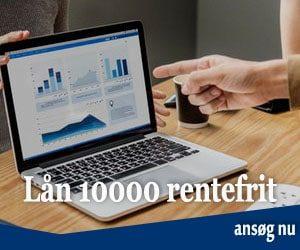 Lån 10000 rentefrit