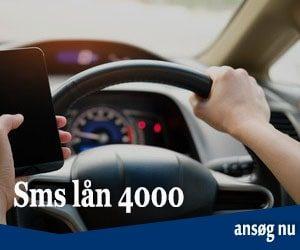 Sms lån 4000